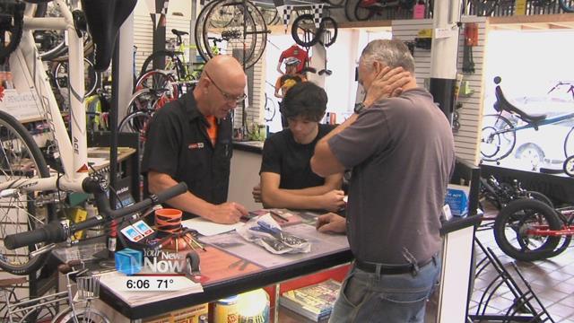 Crankers Cycling named one of America's best bike shops.