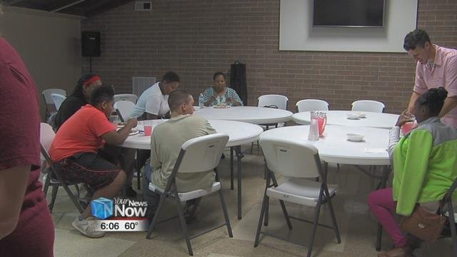 Organizers plan to extend the program to other neighborhoods in the future.