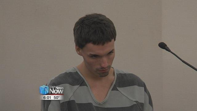 """19-year-old Clois """"Ray"""" Adkins faces two counts of murder and two counts of felonious assault."""