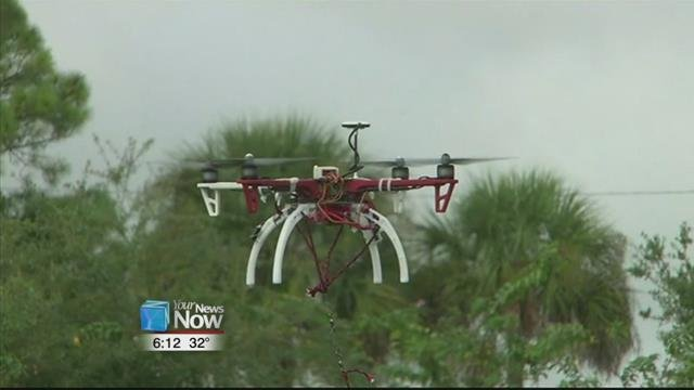 It is the third time the group has offered the seminar educating people on rules and regulations involving drones.