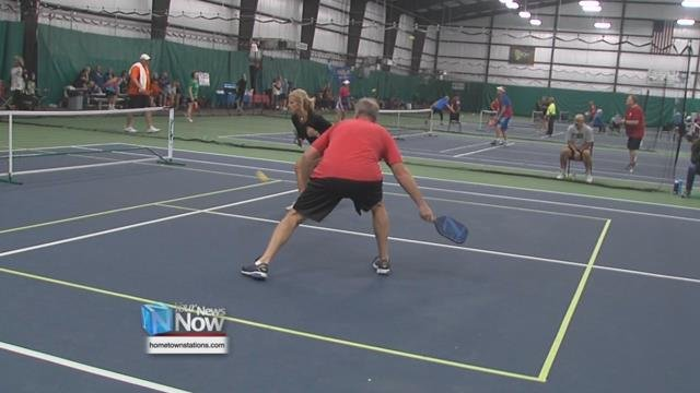 The 2017 Great American Pickleball Fall Classic wrapped up Sunday.