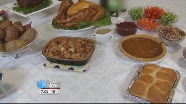 Avoid serving up 'fire bird': Tips for a safe Thanksgiving meal