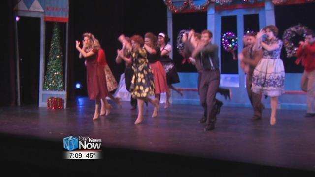 This is the 23rd year that Ohio Northern University has put on their annual Holiday Spectacular