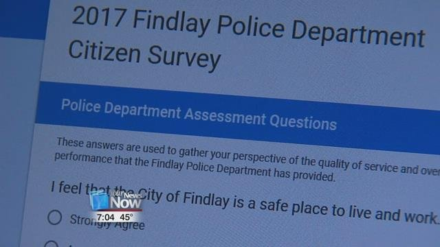 Each year the FPD invites the community to give their opinions on what the department is doing well and what they could be  doing better.