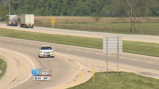 Crews Off Thanksgiving Day, Work Resumes Friday On State Road 37