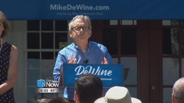 Attorney General Mike DeWine and Ohio election's chief Jon Husted say they can do more and better while working together.