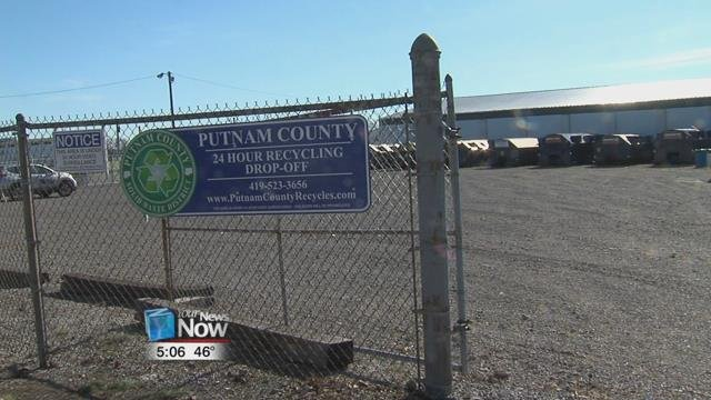 The recycling bins were formally located at the Ottawa Walmart, but can now be found just off of the Putnam County Fairgrounds, at 1205 East Second Street.