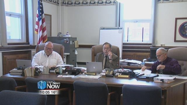 Commissioners are already looking towards the new year with ideas to help improve the Putnam County courthouse.