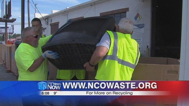 You can find out more about any type of recycling athttp://ncowaste.org/.