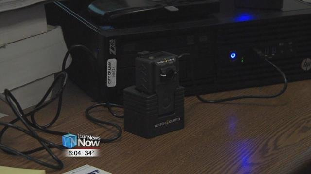 Police say the cameras will be purchased this year, but right now they're not saying exactly when.
