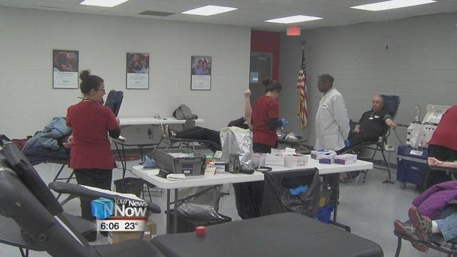 Red Cross seeks blood donations