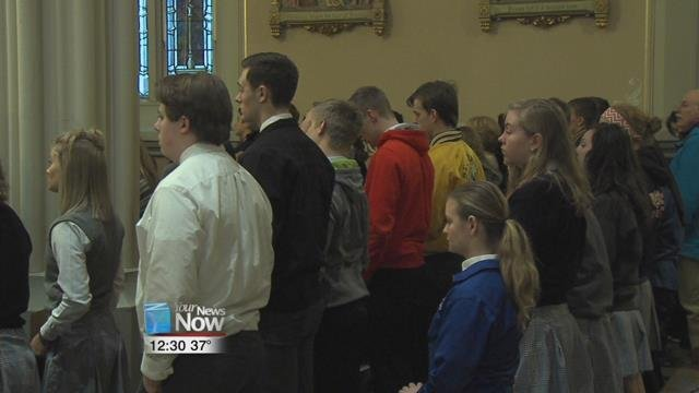 John's celebrates National Catholic Schools Week