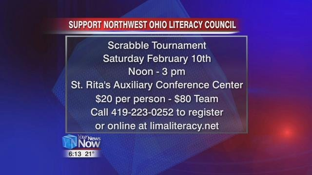 Call the Literacy Council at 419-223-0252 or go to their website https://www.limaliteracy.net/ to register.