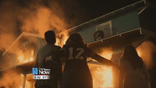 """On Sunday night's episode of the popular television show, """"This is Us"""", the family made critical errors in escaping a house fire, including trying to re-enter the home."""