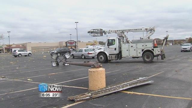 Thanks to a state program, the city could see some reimbursement for 50-75% of the cost of fixing those damages.
