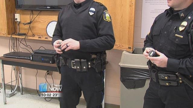 The Lima Police Department is now prepared to move forward with body camera purchases, and is ready to advertise for proposals.