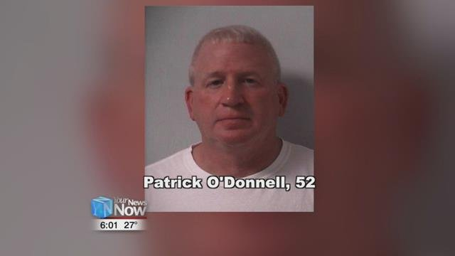 52-year-old Patrick O'Donnell entered an Alford plea in court to one count of gross sexual imposition.