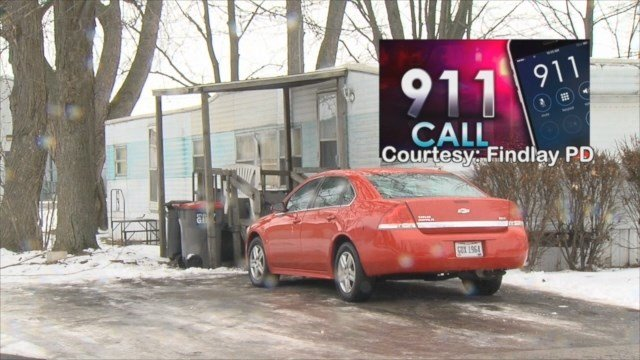 Tuesday they released the 9-1-1 tape from the caller that found 56-year-old Jeffery Gary dead in the house trailer at 1316 Fox Street.