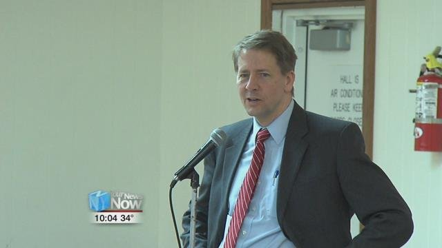 Cordray says Ohioans are looking for a governor that is concerned about what is affecting them in their home, schools, and towns, not corporations and businesses.