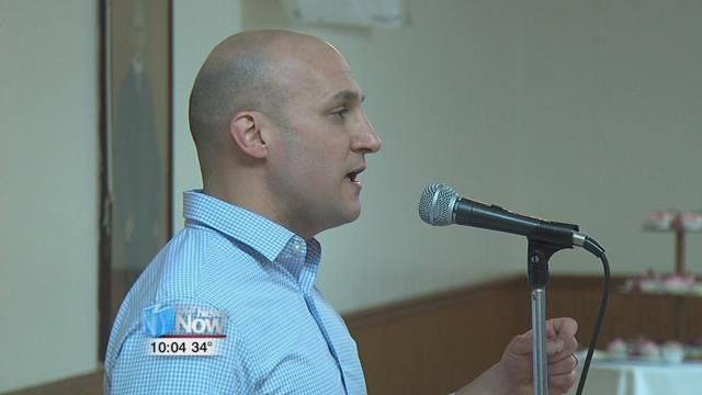 Schiavoni says it's all about creating opportunities. He is going to come to communities and invest in them.