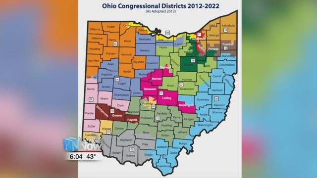 Should the case determine it is illegal Ohio could see a big district makeover in 2021