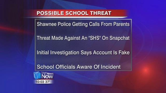Local law enforcement, school leaders address threat referencing