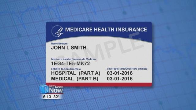Medicare will start mailing out the new cards in April.
