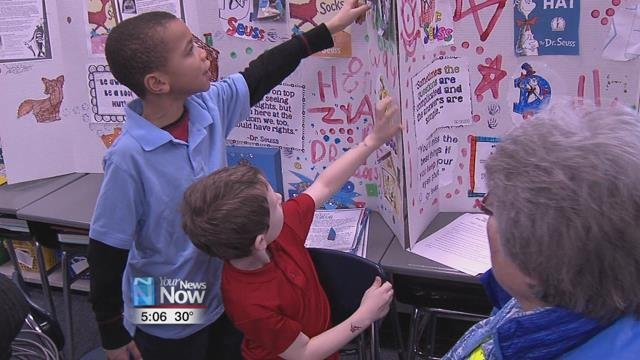 Many students of all ages here in West Central Ohio are finding creative ways to get hooked on books.