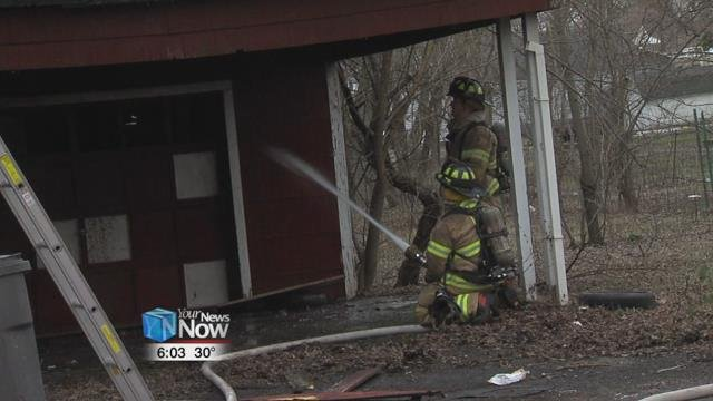 The Lima Fire Department was called to 830 Fairview Ave. just after 3:30 P.M. for a house fire.