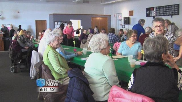 The senior dance was hosted at the Council on Aging's center, with live music for people to groove to, or even just sit down and catch up with old friends.