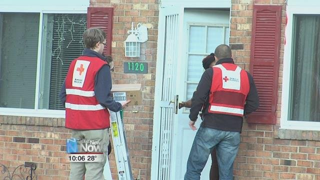 The campaign involvedvolunteers from the Red Cross, Bath Fire Department, and OSU Lima going door to door to teach people how to be prepared for a house fire and installing smoke detectors in homes that need them.