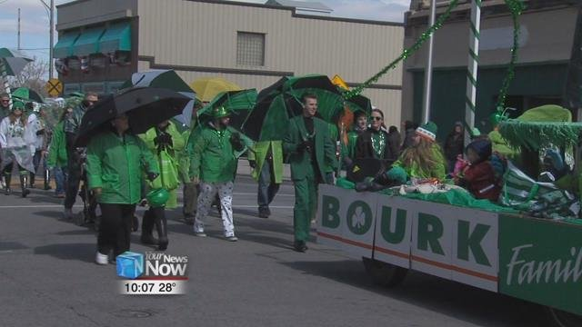 Parades celebrate Irish heritage on South, Northwest sides