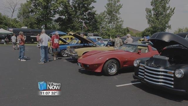 The 10th annual Charity Car Show will be held June 24th at 2200 North Cable Road from noon to 5 pm.