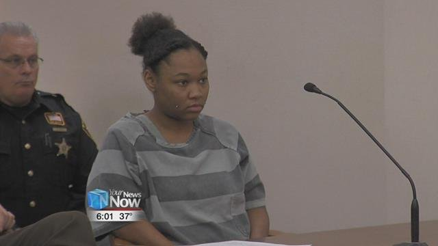 After reviewing the psychological evaluation, Judge David Chaney says that 19-year-old Autumn Spears can stand trial.
