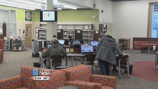 Portage Lake District Library celebrates National Library Week