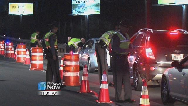 Friday night, The Ohio State Highway Patrol, the Allen County Sheriff's office, and the Lima Police Department, along with the local MADD chapter participated in an O-V-I checkpoint along State Route 309 between Robb Ave and Cole Street.