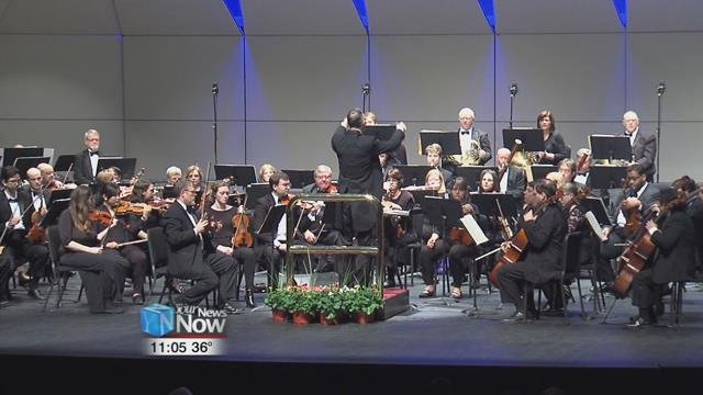 To end their 2017-2018 grand series, the orchestra and the Lima Symphony Chorus teamed up to bring a collection of classic and contemporary pieces.