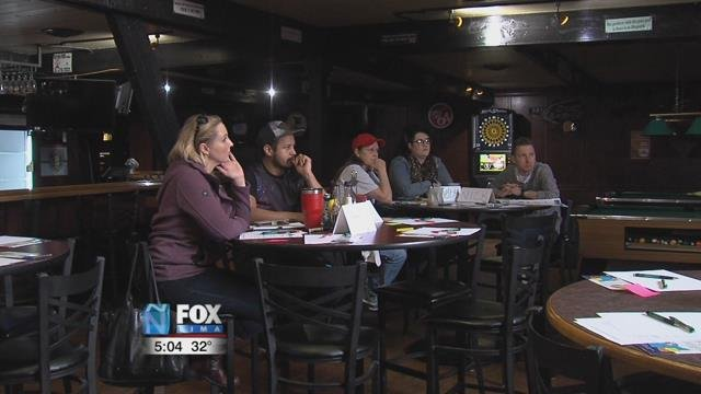 "J's American Pub hosted and participated in a ""Safe Bars"" training."