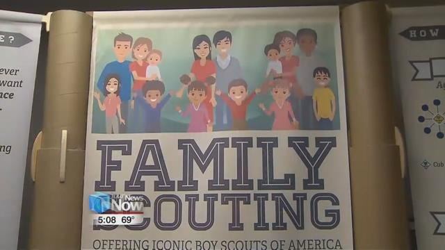 Montana Boy Scouts say they're ready for girls' troops