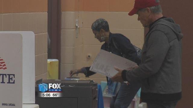 Early Voting Opens For May 22 Primaries