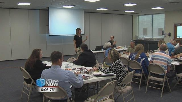 The task force discussed many events that will be coming to Allen County in the coming months, that involve cycling or running.