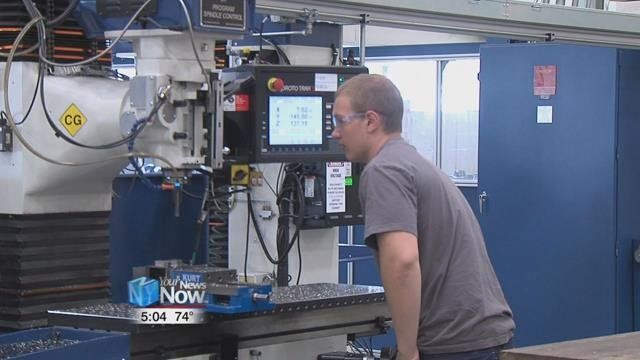 This worker training program is focused on continuing training for 2nd year GROB apprentices to match their skill set to the constant advancement of technology.