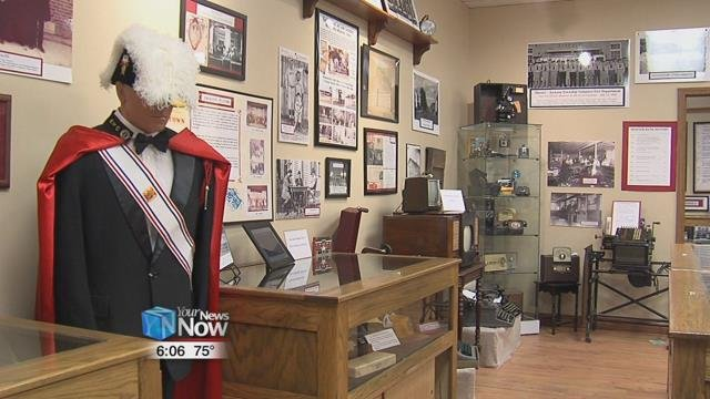 Plans to connect the 1880s building with the main museum are in the works.