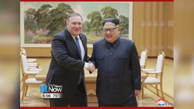 MoS External Affairs General VK Singh visits North Korea