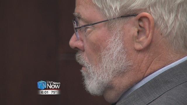 71-year-old James Gideon has appealed his conviction of three counts of sexual imposition.