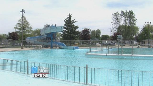 The pool will be open starting on Memorial Day Weekend (Sat. 26th)through August 20th.