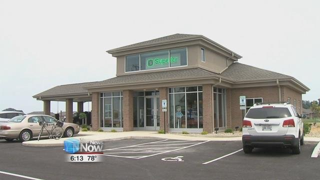 The branch, which replaces the former location on Sycamore Street, came about after a merger between Superior and First Choice Credit Union, who had requested the new location.