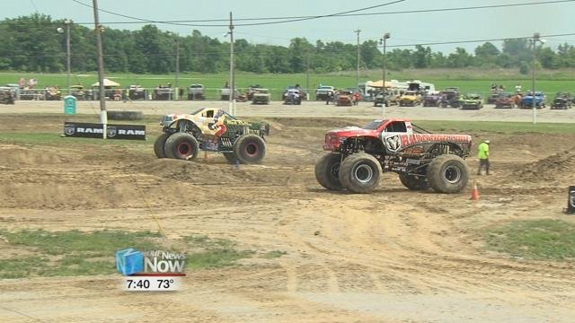 It's the granddaddy truck and off-road event in the Buckeye state and the 2018 Jamboree didn't disappoint fans despite having a rainy start.