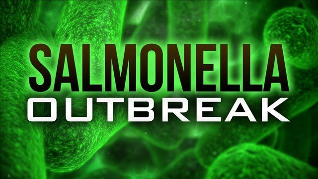 Health officials say a salmonella outbreak linked to pre-cut melon has sickened 60 people in five Midwestern states.
