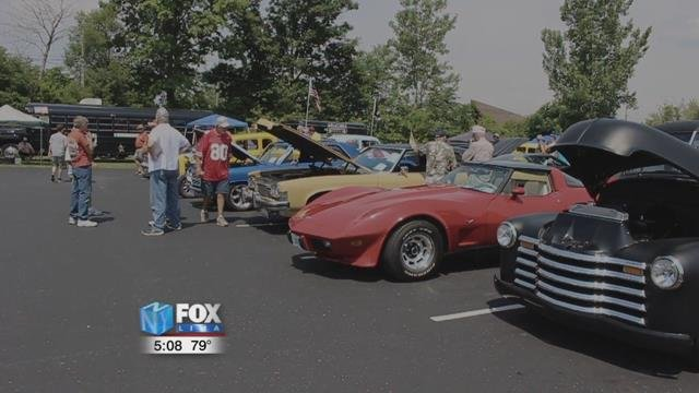 "The 10th annual ""Charity Car Show"" is Sunday, June 24th at Lima Chevrolet Cadillac."